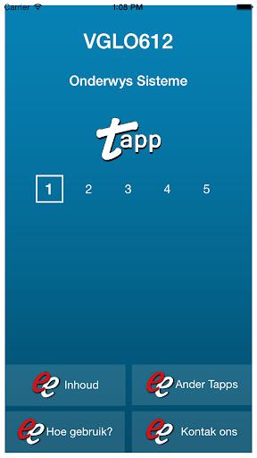 TAPP VGLO612 AFR5
