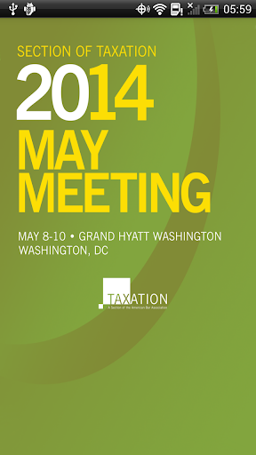 ABA Tax 2014 May Meeting
