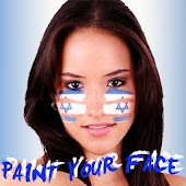Paint your face Israel