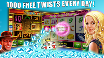 Screenshot of GameTwist Slots