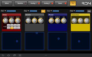 Screenshot of RD4 Groovebox