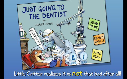 Just Going to the Dentist- screenshot thumbnail