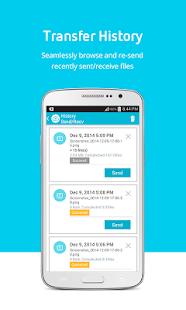 Send Anywhere (File Transfer) - screenshot thumbnail