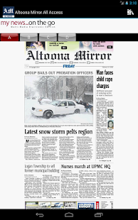 Altoona Mirror All Access - screenshot thumbnail