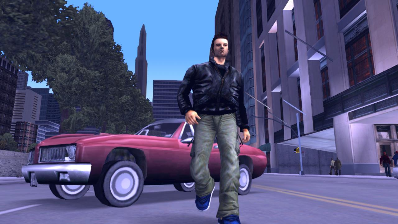 Grand Theft Auto III– captură de ecran