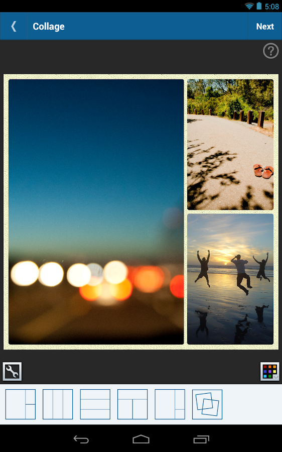 Streamzoo – Filters & Collage - screenshot
