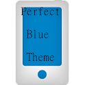 Perfect blue theme(APEX-NOVA) icon