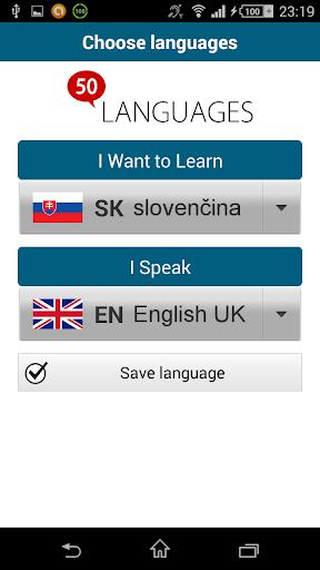 斯洛伐克语 50种语言