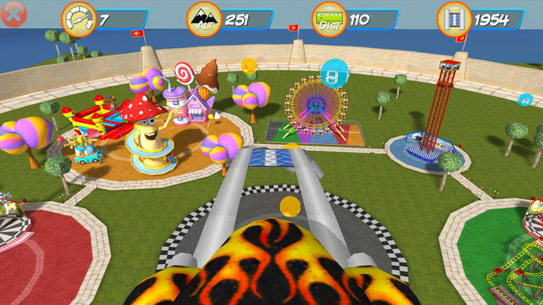 off the rails miniclip games play free games