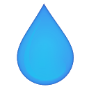 Hydro+ drink water mobile app icon