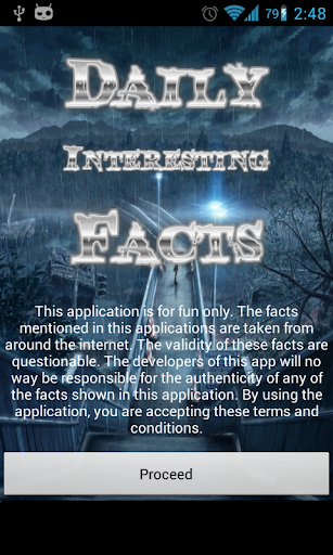 Daily Fun Facts