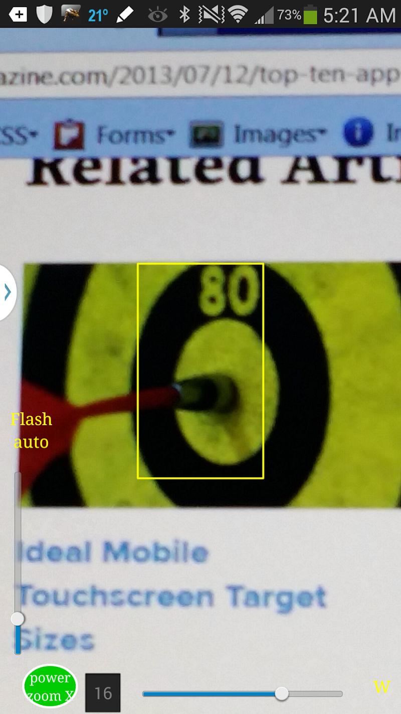 Scientific Camera Pro Screenshot 4