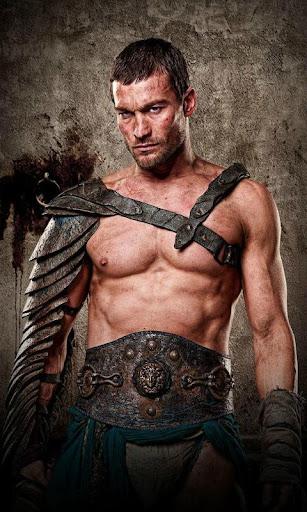 Spartacus Live Wallpaper