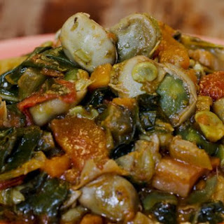 Fava Bean Scafata Recipe