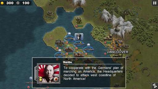 Glory of Generals :Pacific HD 1.3.4 screenshots 6