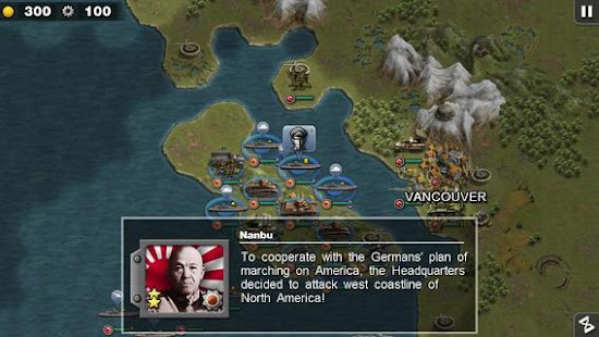 Glory of Generals :Pacific HD - screenshot thumbnail