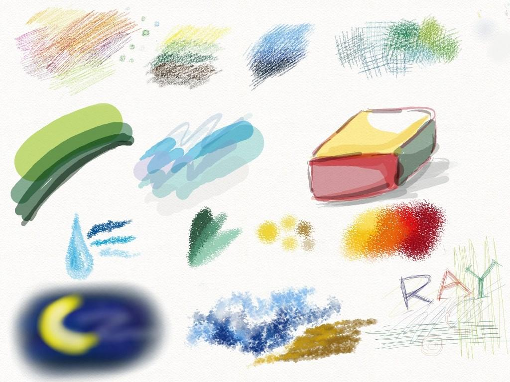 Water color pencil lite android apps on google play for Water colouring techniques