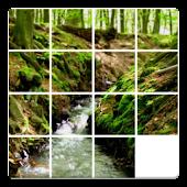 Puzzle Slide : Landscape