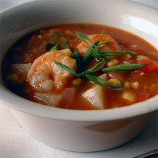 Shrimp, Corn, and Potato Soup