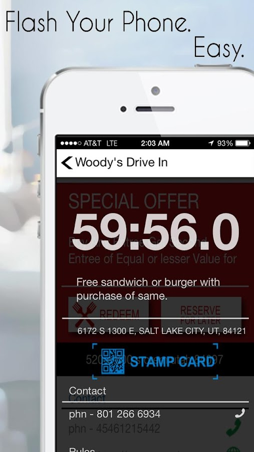 Restaurant Coupons by FORKS - screenshot