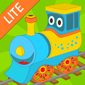 Kids & Toddlers Games Train