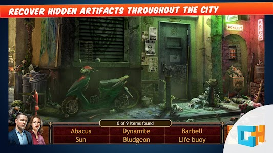 Hidden Artifacts v1.2