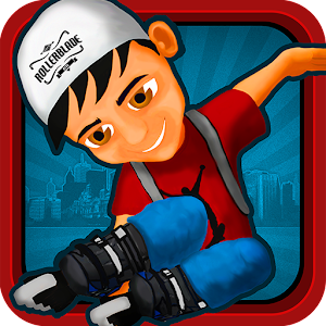 InLine Skate Rollerblade Run for PC and MAC