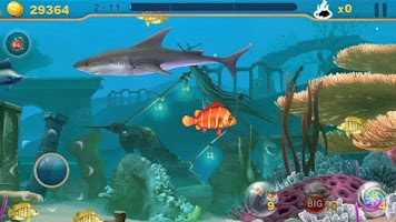 Screenshot of Fish Predator