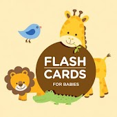 Sound FlashCard (wild animal)