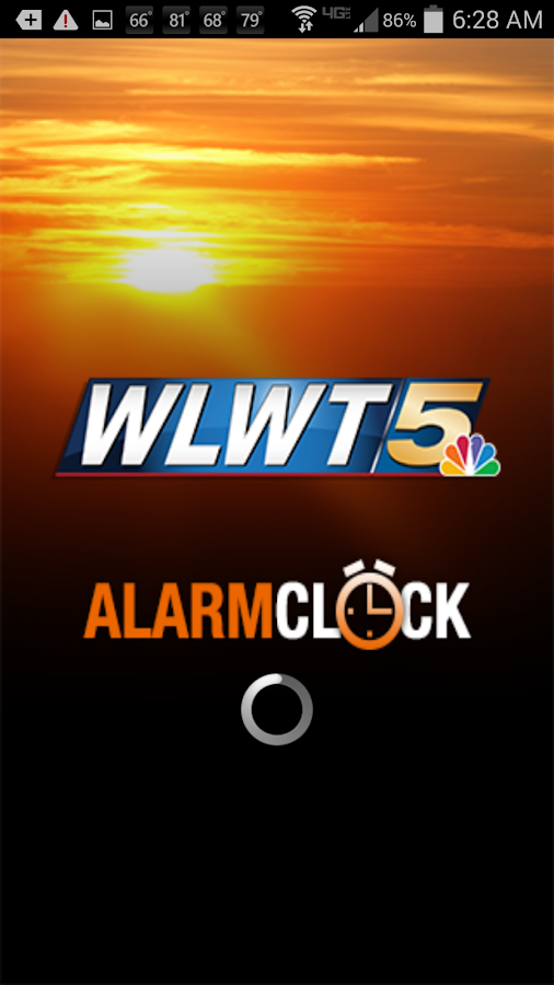 Alarm Clock WLWT 5 Cincinnati- screenshot