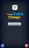 Screenshot of Funny Voice Changer