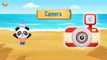 Screenshot of Lola's Beach Puzzle Lite