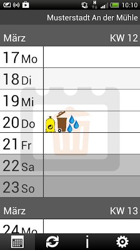 Abfall-Kalender