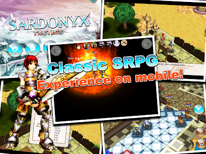 Sardonyx Tactics - screenshot thumbnail