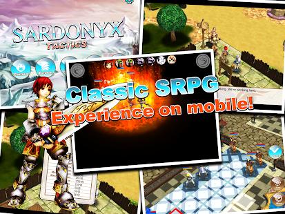 Sardonyx Tactics - screenshot thumbnail