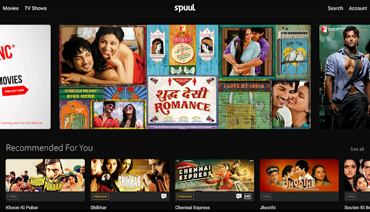 Spuul - Indian Movies & TV - screenshot thumbnail