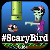 #ScaryBird