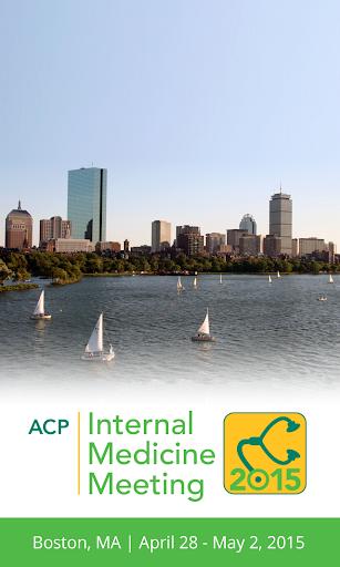 ACP Internal Medicine Meeting