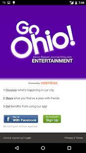 Go Ohio! – Akron Events- screenshot thumbnail