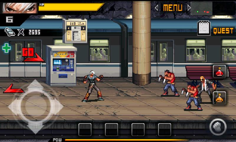 Street Fight - screenshot