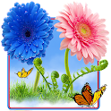 Sky Flowers HD icon