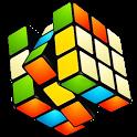 Rubik's Cube 3D icon