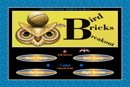 Bird Bricks Breakout v1.2.0
