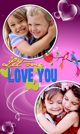 Love Collage Maker