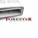 Huntsville Forester logo