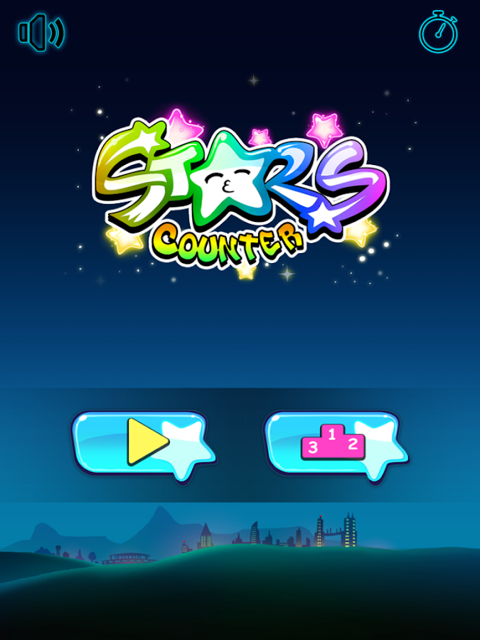 Stars Counter- screenshot