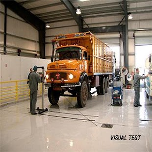Lebanon Inspection Vehicle screenshot