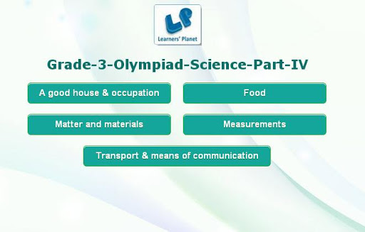 Grade-3-Oly-Sci-Part-4