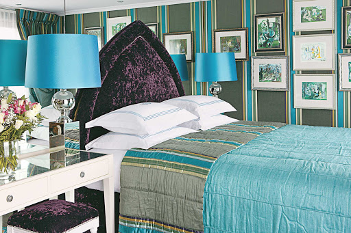 Uniworld-River-Ambassador-suite - The lavishly appointed suites aboard River Ambassador are  designed for comfort and serenity as you journey on your European river cruise.