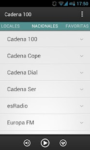 Radios de España (Spain)- screenshot thumbnail